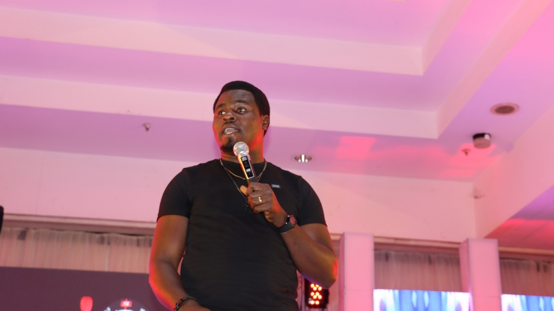 Performance by Comedian, Koboko Master at BOSS FM 95.5 2020 Valentine's Day Special