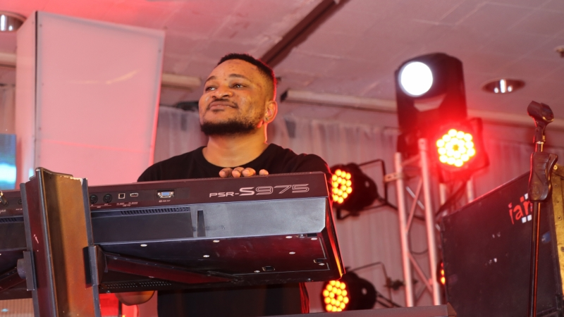 MasterKraft at BOSS FM 95.5 2020 Valentine Day Special